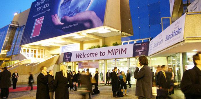 Il settore immobiliare al Mipim di Cannes