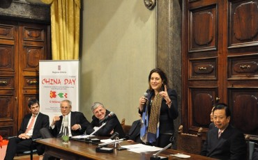 China day a Perugia. Impegno per l'intero sistema Italia