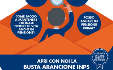 Busta Arancione: consulenza di Alleanza per capirci qualcosa