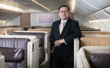 Teck Hui Wong nuovo responsabile Singapore Airlines Italia