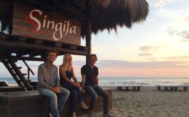 Marco Falsarella ci spiega l'International Beach Club