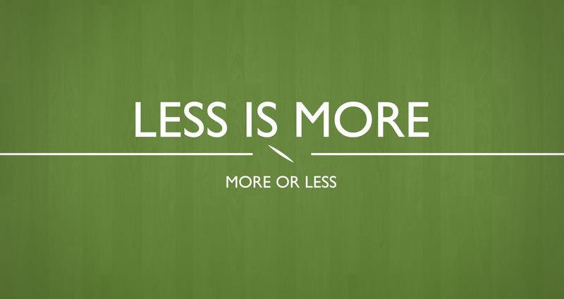 Less Is More: bando per startup fino al 20 novembre