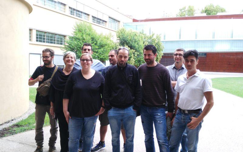 Sette imprenditori della Val Bisenzio fanno rete senza bisogno del notaio