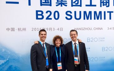 Il coordinamento del B20 dalla Germania passa all'Argentina