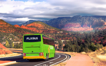 FlixBus nella terra dei cowboys