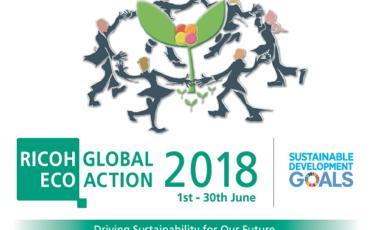 Giugno per Ricoh è Global Eco Action Month