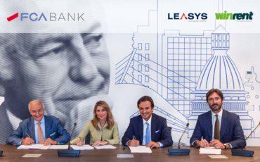 Leasys conquista WinRent