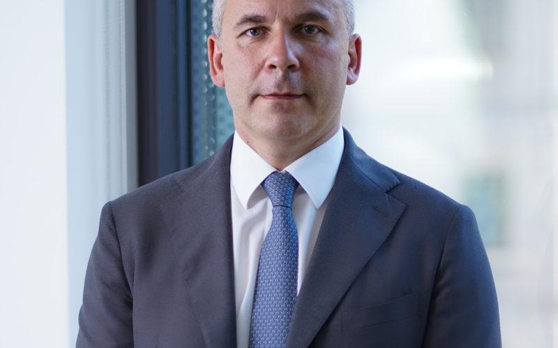 Roberto Parazzini Ceo di Deutsche Bank Italia