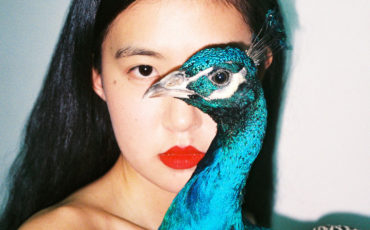 Filtro Instagram con Peacock di Ren Hang