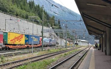 SBB Cargo International devia il traffico verso il Brennero