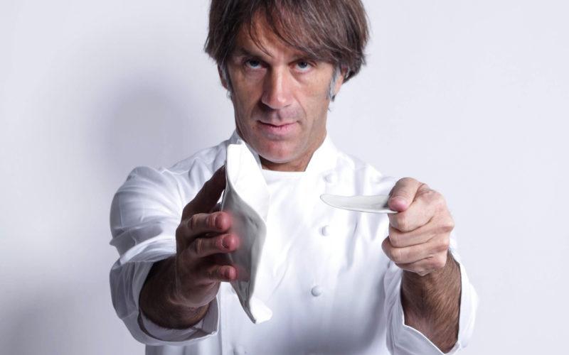 Oldani (il cuoco) crea una partnership con Kenwood (tech in cucina)
