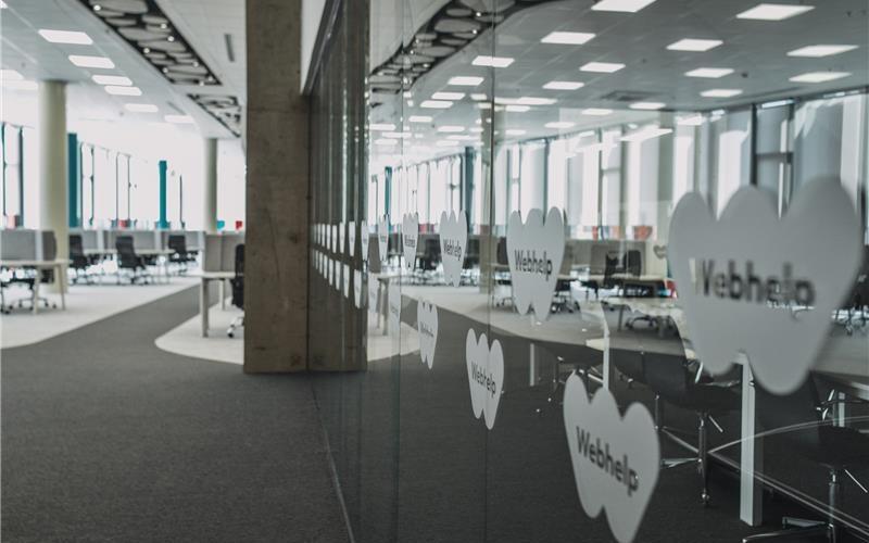 Webhelp inaugura una sede multilingue in Albania