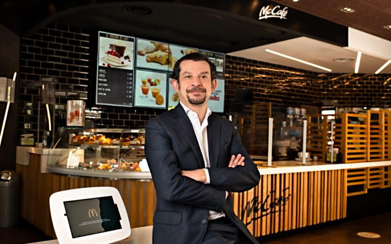 Baroni e Federico (McDonald's Italia) saltano le ferie