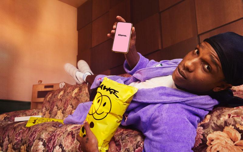 Klarna sponsor del musicista A$AP Rocky