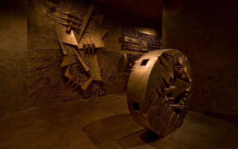 Il Labirinto di Arnaldo Pomodoro riaperto alle visite
