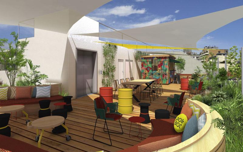 JO&JOE apre a Parigi una nuova Open House in Rue de Buzenval