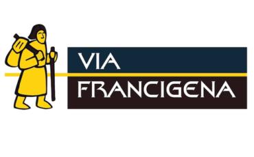 Pellegrini sulla via Francisca del Lucomagno a Pavia