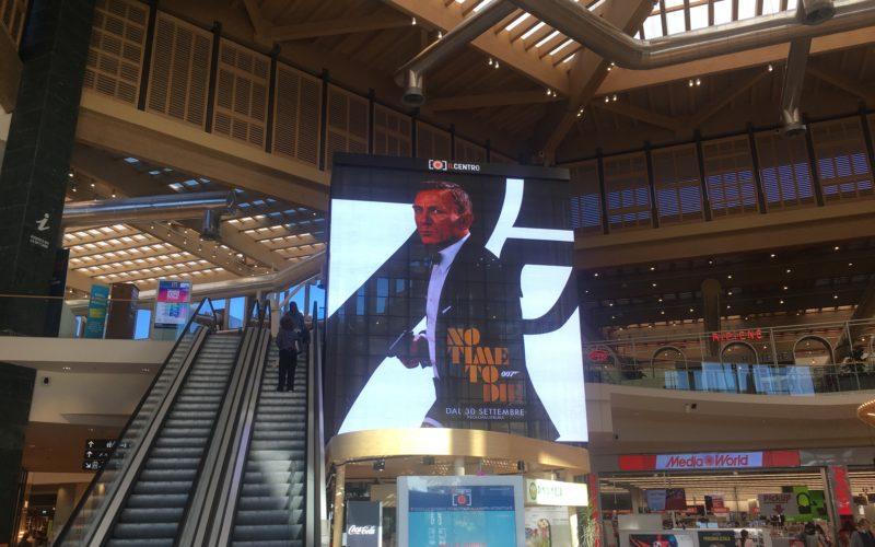 Su DOOH la campagna Universal per il nuovo 007