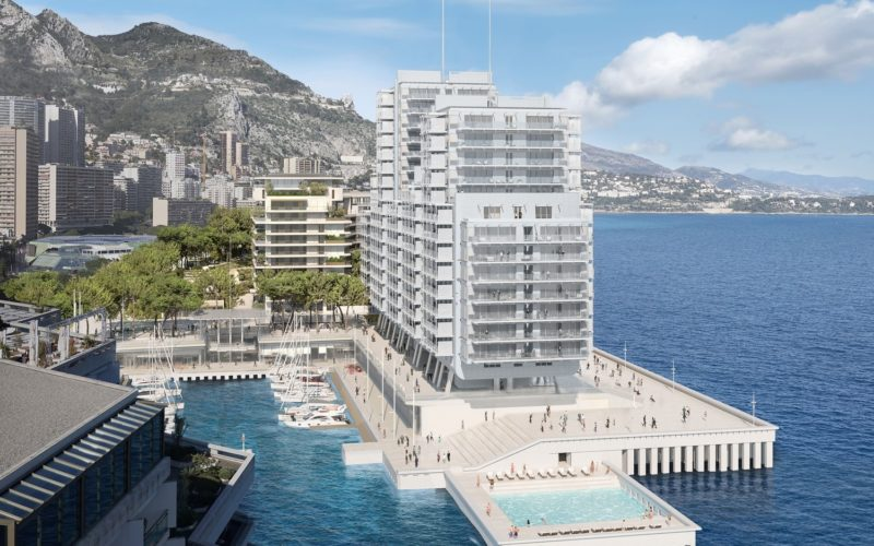 3,8 milioni per Maspero grazie al progetto Mareterra nel Principato di Monaco