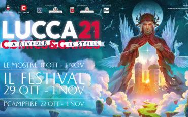 Il pubblico ritorna protagonista a Lucca Comics & Games 2021