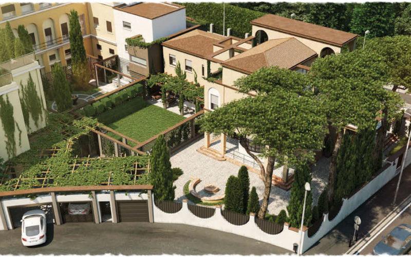 Borgosesia acquista il Piccolo Vittoriale realizzato dall'architetto Maroni