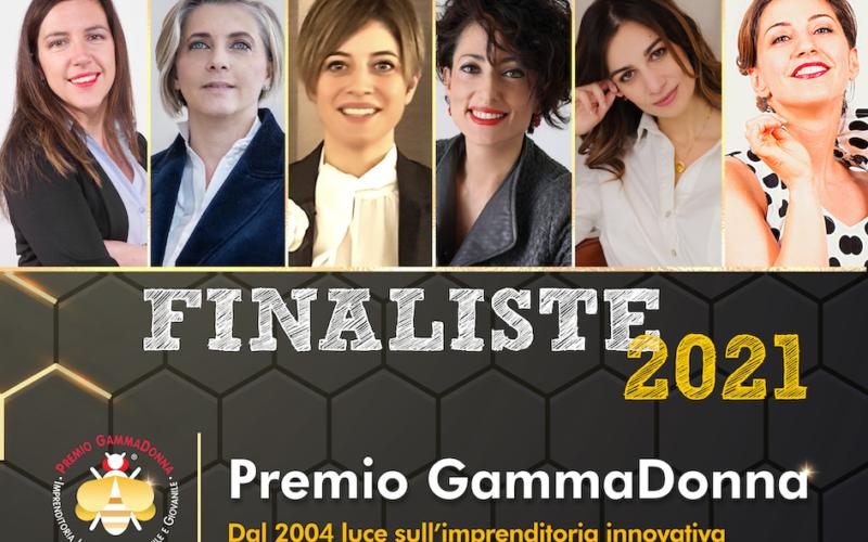Le 6 imprenditrici premiate da GammaDonna