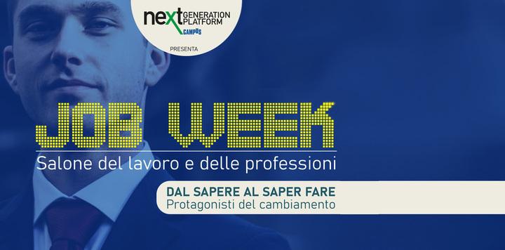 Fino al 15 ottobre c'è il salone del lavoro online Job Week